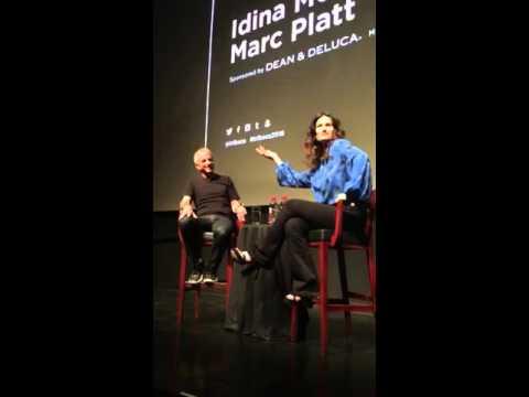 Idina Menzel TriBeCa Storytellers 4/18/2016 #2