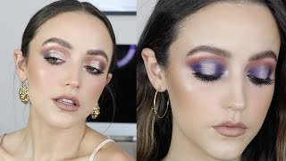 2 LOOKS USING 1 PALETTE | Colourpop So Jaded