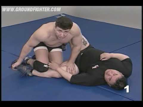 Tony Cecchine - Catch Wrestling, Leg Manipulations - Shin Lock Inside Guard Image 1