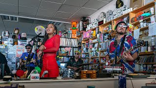 The Free Nationals Feat. Anderson .Paak, Chronixx & India Shawn: NPR Music Tiny Desk Concert
