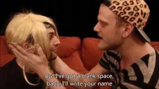 Superfruit - Pop Goes Broadway (Blank Space/Jealous/Break Free) ft. Shoshana Bean (HD LYRICS)