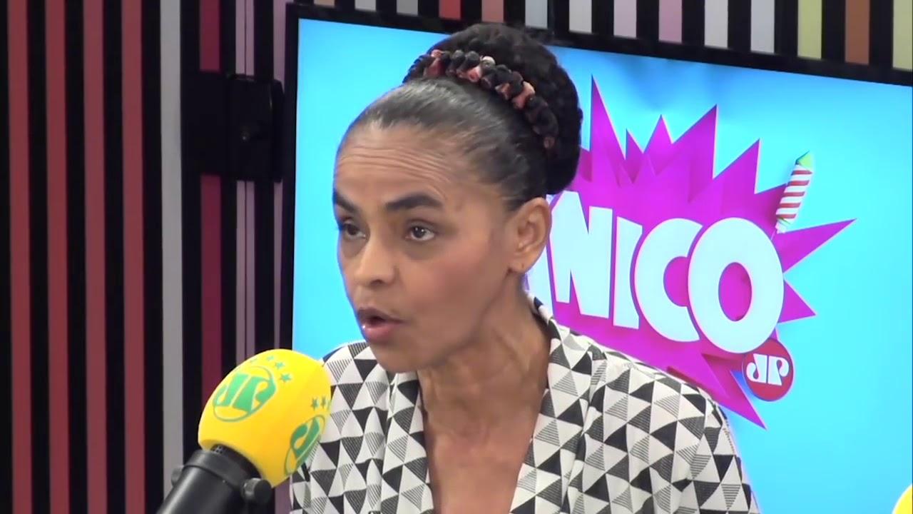 Marina Silva: Fui eu quem sugeri a condução do Aécio ao Conselho de Ética!