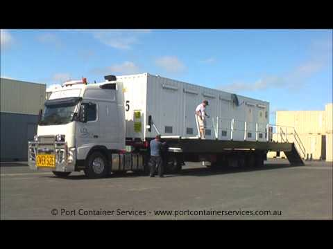 4 Berth Transportable Accommodation Unit