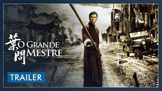 O Grande Mestre - Trailer legendado