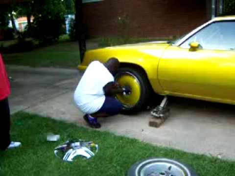 tk mounting his dub cream floaters pt.2