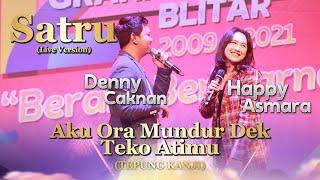 Download lagu Denny Caknan Happy Asmara Tepung Kanji - Satru (versi full)