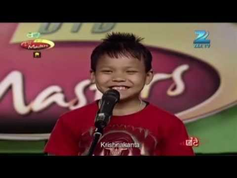 Little Champs (did) 2012, Krishnakanta From Manipur video