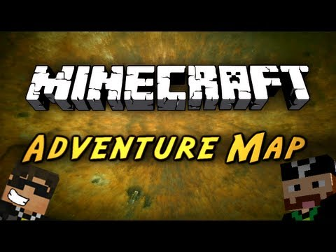 Minecraft: The Never Ending Adventure Map w/ SkyDoesMinecraft |Part 1|