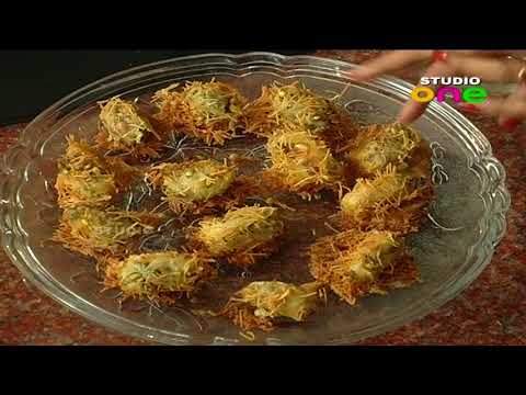Sprout Nest Recipe For Healthy | Aaha Emi Ruchi By Studio One