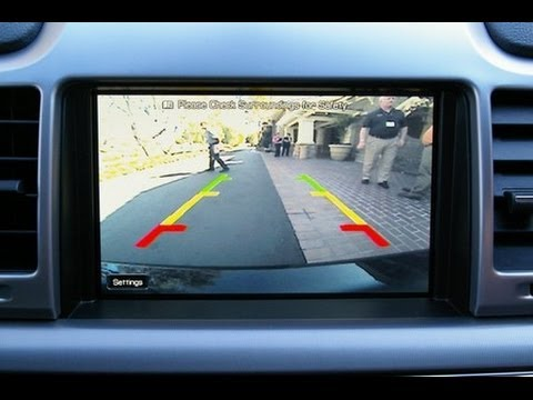 How To Install A Backup Camera Youtube