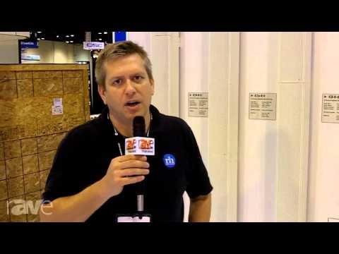 InfoComm 2013: Renkus-Heinz's Rik Kirby discusses the Iconic Series