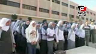 انتظام الدراسة بمدارس كفر الشيخ