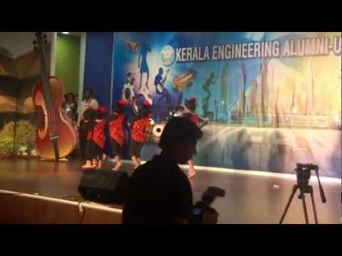 Cinematic Dance (sub Juniors) By Sarah Mariam And Team, Nssce  Kera Uae Talent Time 2012 video