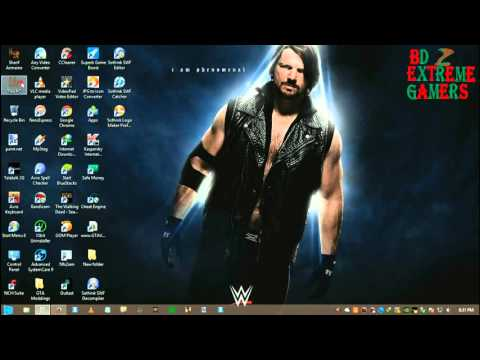 How To Import Save File To WWE 13 Wii