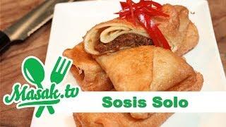 Sosis Solo   Jajanan #032