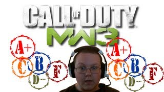 MW3's Final Report Card!!!