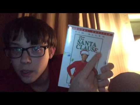 Day #10: The Santa Clause Movie Review