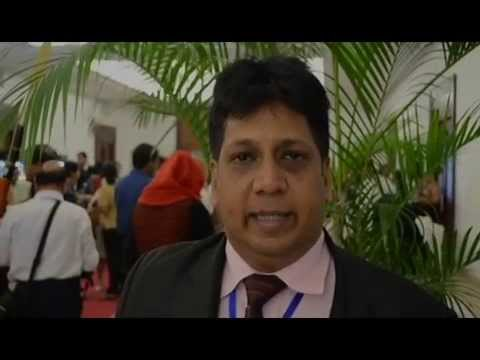 Comments about ICAP Sri Lanka 2014 from Mr. Suresh Ratnasinghe