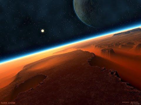 Марс   все сокровенные тайны и секреты красной планеты раскрыты последними исследованиями астрономов
