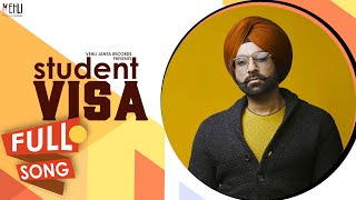 STUDENT VISA OFFICIAL AUDIO SONG | TARSEM JASSAR | Latest punjabi songs 2016