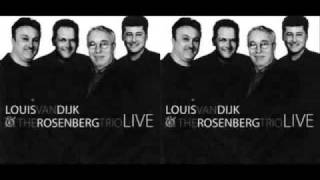 louis van dijk & the rosenberg trio - blues for django and stefan