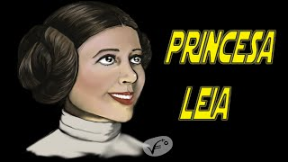 Arte Digital, Princesa Leia | Digital art, Princess Leia