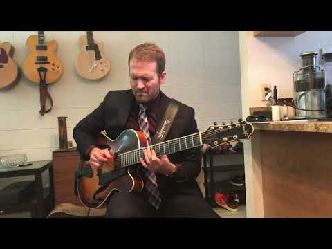 Taylor Roberts - Solo Guitar - Tha Crossroads Bone Thugs-n-Harmony