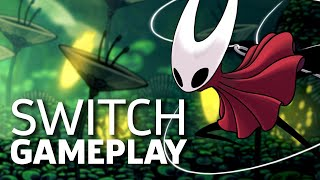 Hollow Knight: Silksong - Nintendo Switch Gameplay | E3 2019