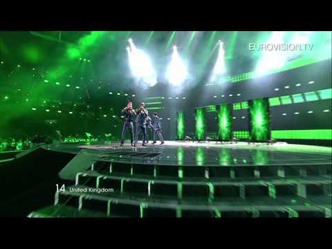Blue - I Can (Евровидение 2011 Великобритания)
