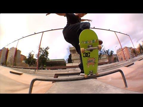 Chase Webb Mobbin' Around Spain