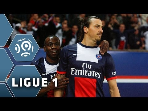 Paris Saint-Germain - AS Saint-Etienne (2-0) - 16/03/14 - (PSG-ASSE) - Highlights
