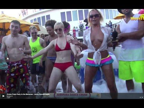Jenny @ Aventura Dance Cruise to Bahamas 2015 - Miami TV