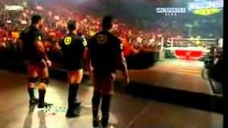 Randy Orton Attacks Members Of The New Nexus