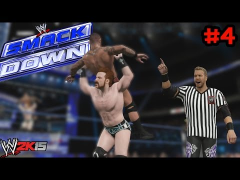 Wwe 2k15 - One More Match - Randy Orton Vs Sheamus Y Christian Especial Referí video