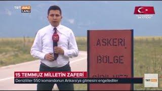 Denizlililer, Darbecilerin Ankara'ya Gitmesini Böyle Engelledi - 15 Temmuz - TRT Avaz
