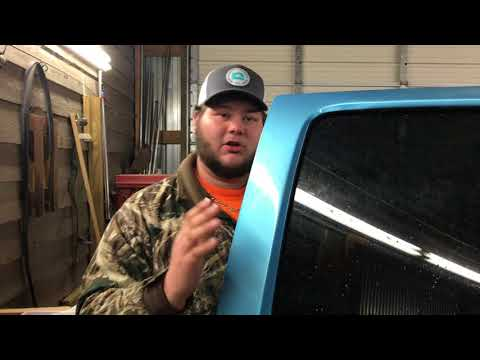 How to Install $20 Ebay Precut Window Tint