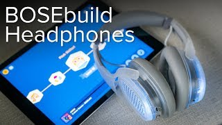 BOSEbuild Headphones review