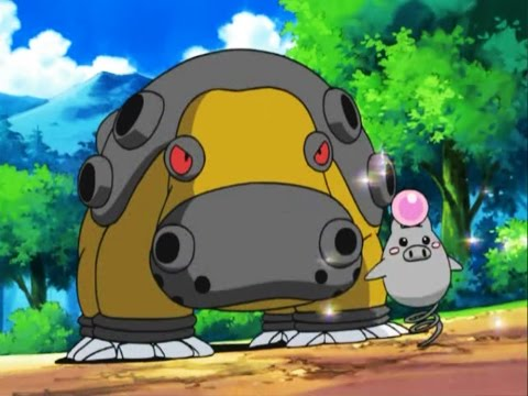 Pokemon Diamond and Pearl : BD 39-One Team, Two Team, Red Team, Blue Team! thumbnail
