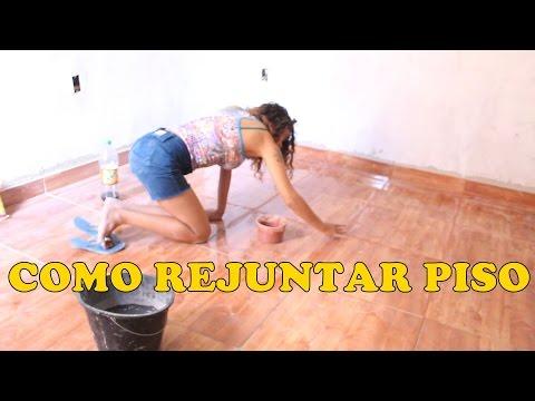 COMO APLICAR REJUNTE / FAÇA VOCÊ MESMO / DIY