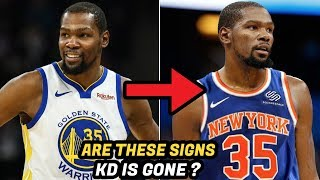 Seeds Planted: The Truth About Kevin Durant's Knicks Free Agency