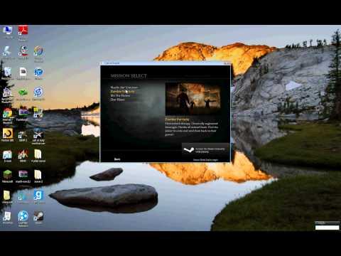 cod waw PC how to install a mod menu!!