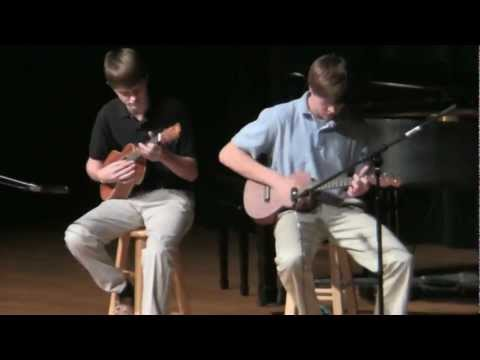Athens Academy Talent Show 2012