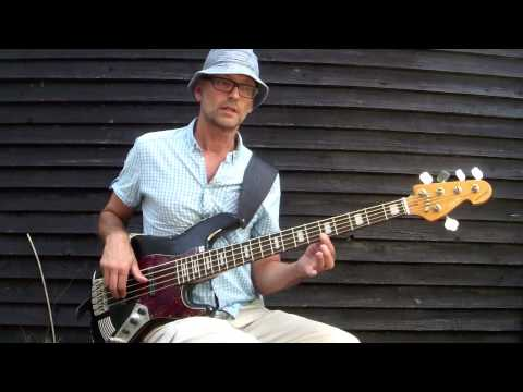 C Major Triad Entire Fretboard Bass Exercise video