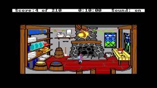 King's Quest III: To Heir is Human for the TRS-80 CoCo