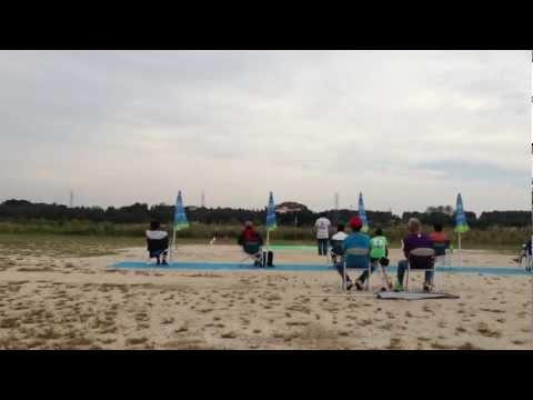 日本選手権2012 古石選手予選第2R