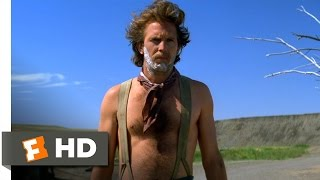 Dances with Wolves (4/11) Movie CLIP - I Am Not Afraid of You (1990) HD