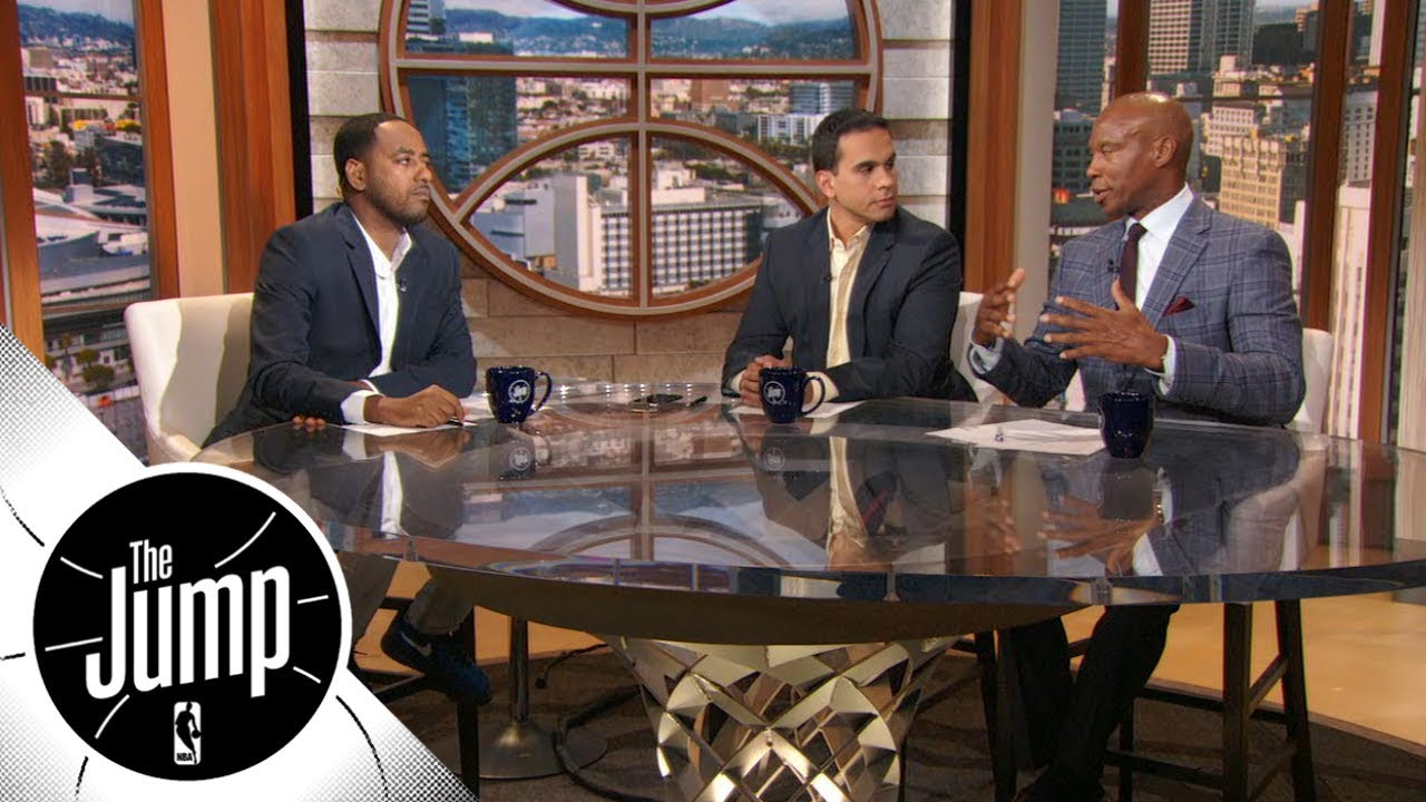 What can the Cavaliers do to make LeBron James stay in Cleveland? | The Jump | ESPN