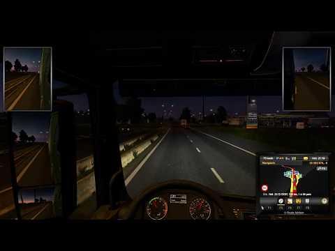 Euro Truck Simulator 2 - promods - Szeged/Vásárosnamény