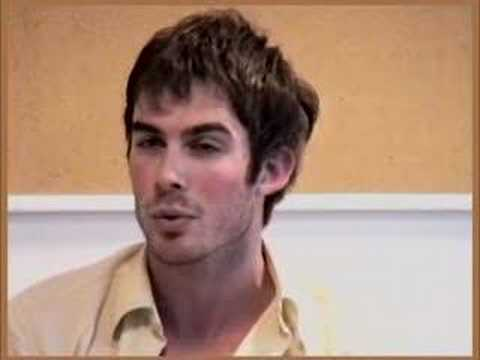 Ian Somerhalder Audition Tapes Video