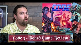 Code 3 - Board Game Review